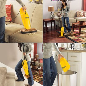 Different Uses of Eureka Easy Clean 2 in 1