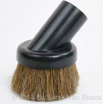 Uses for vacuum Attachmnets-dusting-brush