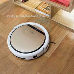 Best Vacuum For Hardwood floors-ILIFE V5s Robot Vacuum Cleaner with Water Tank Mop