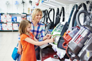 selecting the best vacuum cleaner