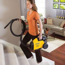 Lightweight and Portable - Eureka Canister Vac